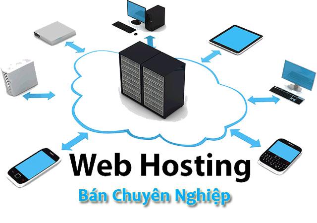 Cho thuê Web Hosting tốc độ