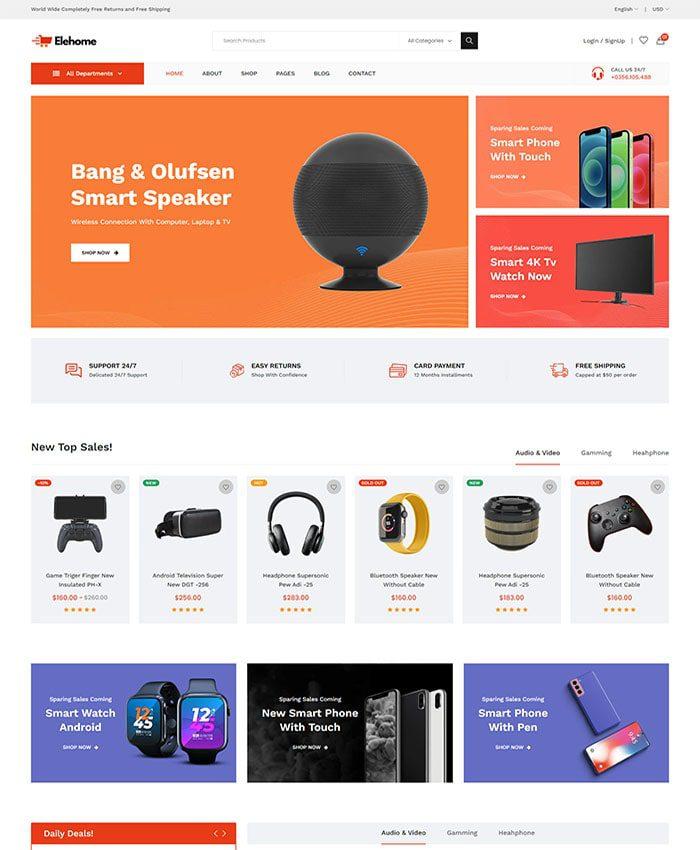 Thiết kế website bán hàng chuẩn SEO 01