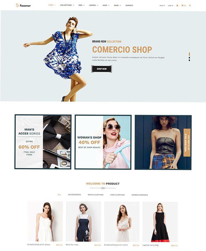 Website bán hàng đẹp 01