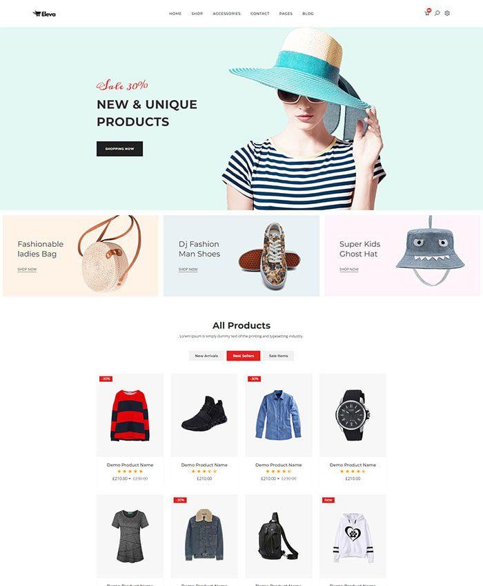 Website bán hàng online 01