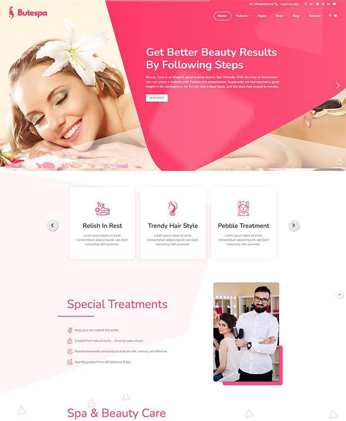 Website phòng khám 01