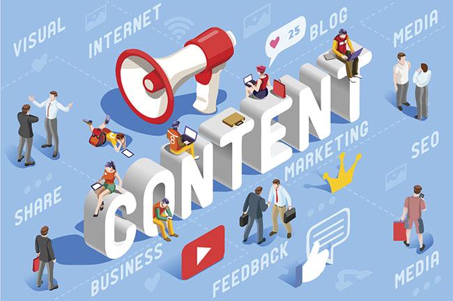 Content của một Website quyết định giữ chân khách hàng