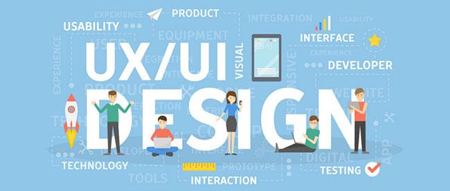 Giao diện đạt chuẩn UX/UI