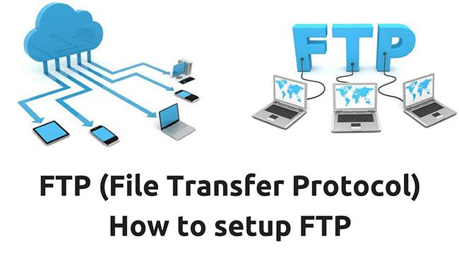 Giao thức FTP là gì?