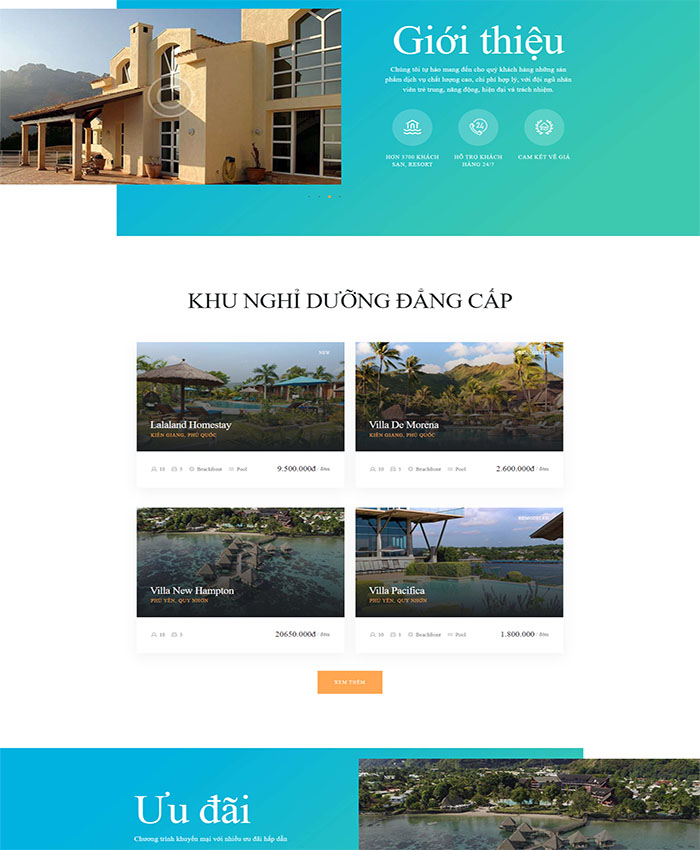 Thiết kế website dnat106
