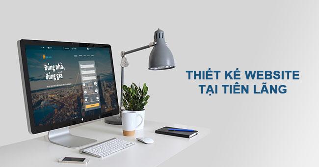 Thiết kế website tại Tiên Lãng