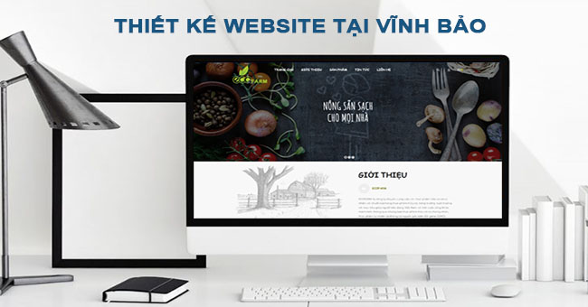 Thiết kế website tại Vĩnh Bảo