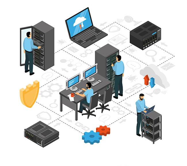 Giải pháp thiết kế web dữ liệu chất lượng, an toàn bảo mật