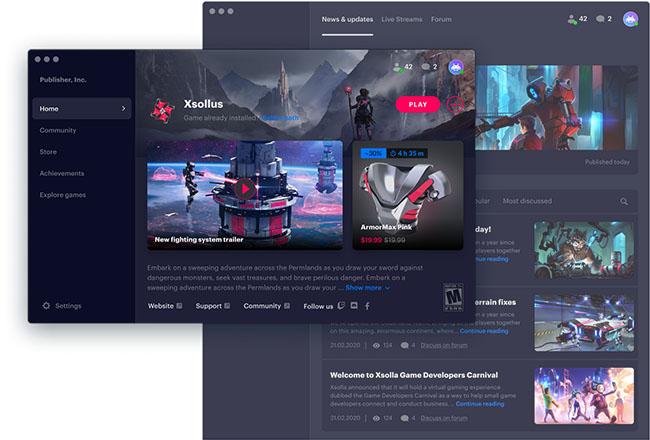 Thiết kế web game tương thích đa thiết bị, trình duyệt