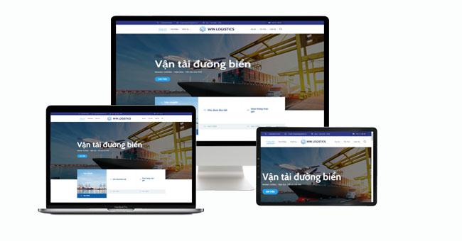 Tại sao nên thiết kế Website Logistic (Vận Tải)?