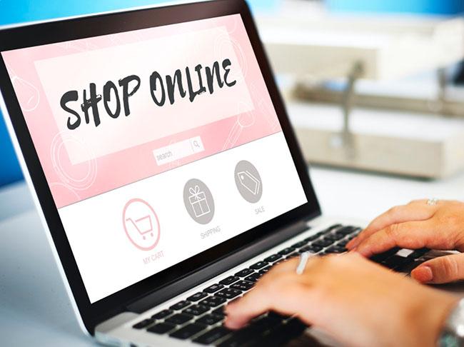 Kho giao diện với trên +999 mẫu thiết kế web bán hàng đa dạng lĩnh vực