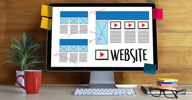 Dịch vụ thiết kế web công ty chuẩn SEO Google
