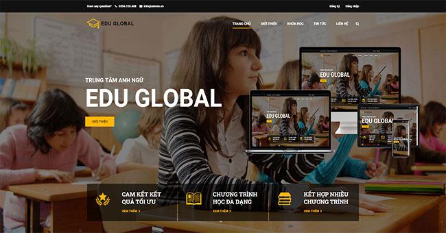 Thiết kế web giáo dục – Định hướng giáo dục mới trong tương lai