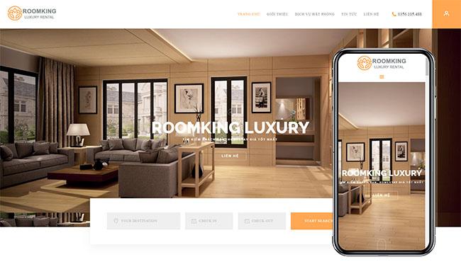 Lưu ý khi thiết kế website khách sạn thu hút khách hàng