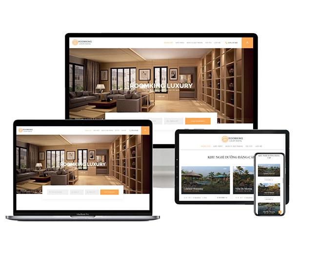 Tối ưu hóa thiết kế website khách sạn