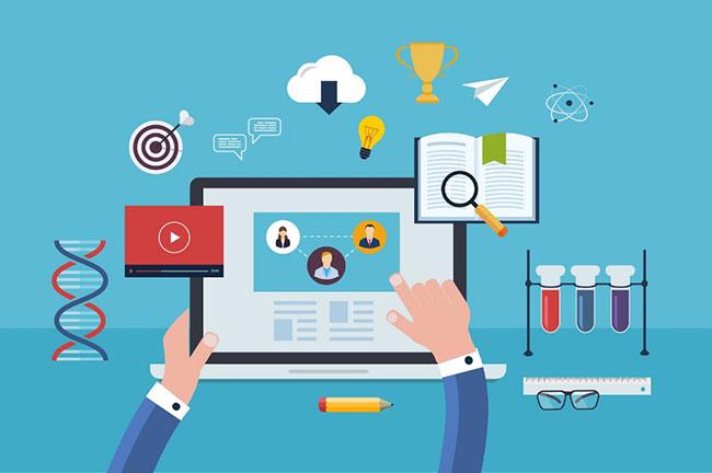 Các chức năng trong thiết kế website quản lý nhân sự