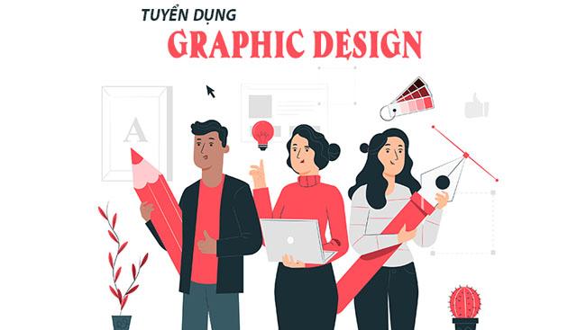 Tuyển Nhân viên Graphic Design