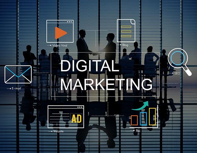 Chân dụng của Digital marketer