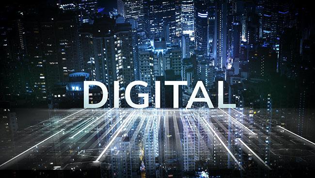 Digital nghĩa là gì?