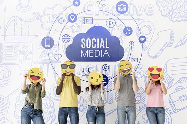 Hình thức Social Media trong Digital Marketing