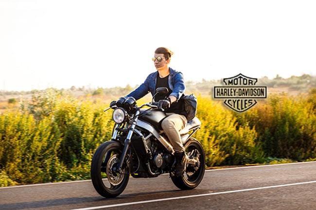 Tính cách thương hiệu của Harley Davidson