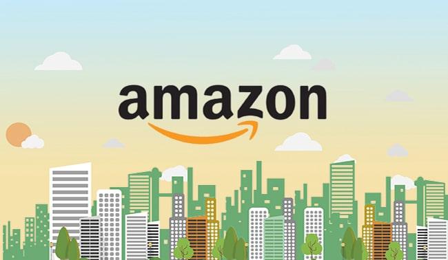 Ví dụ về tài sản thương hiệu - Amazon