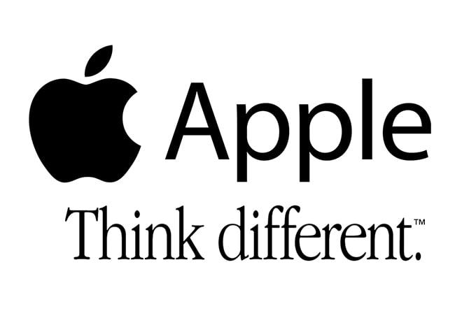 Bộ nhận diện thương hiệu Apple