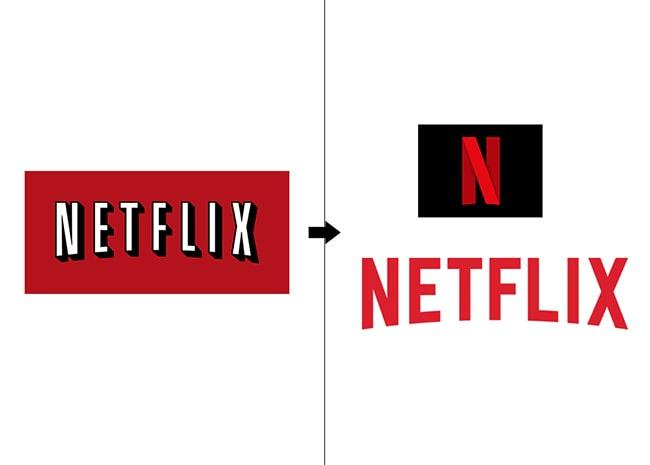 Bộ nhận diện thương hiệu Netflix