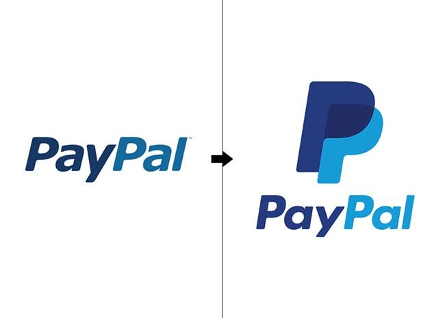 Bộ nhận diện thương hiệu PayPal