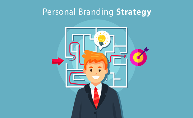 Chiến lược xây dựng thương hiệu cá nhân