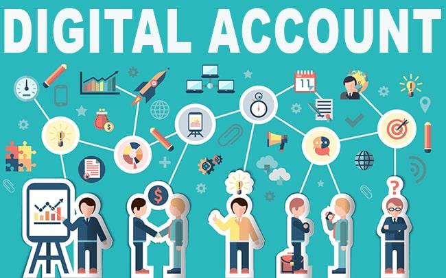 Công việc của Digital Account