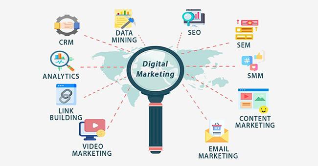 Digital Marketing cần học những gì?