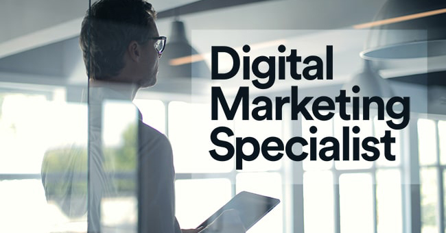 Digital Marketing Specialist là gì?