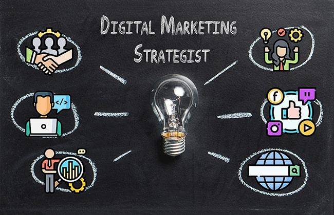 Kỹ năng Digital Marketing Strategist
