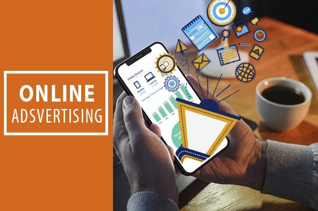 Quảng cáo trực tuyến - Online Advertising