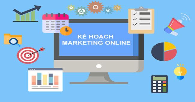 Tại sao cần lập kế hoạch Marketing Online