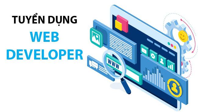 Tuyển Nhân Viên Web Developer