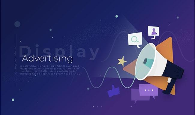 Quảng cáo Dipslay Advertising