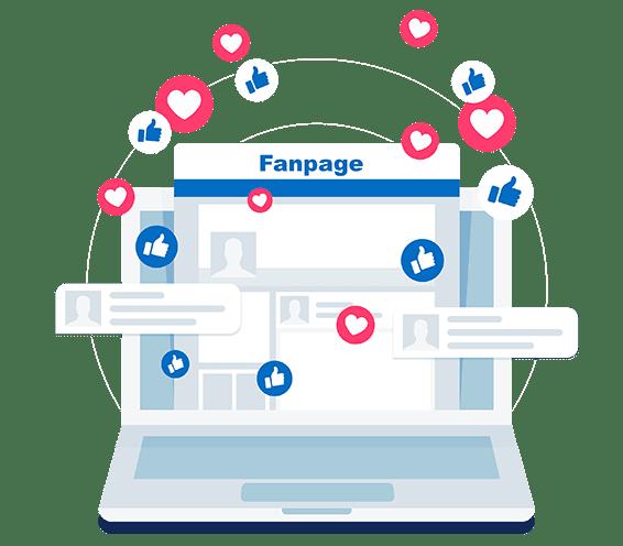 Báo giá dịch vụ quản trị Fanpage