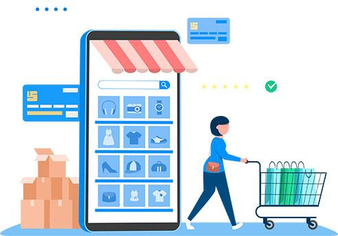 Dịch vụ quảng cáo google mua sắm của adsmo