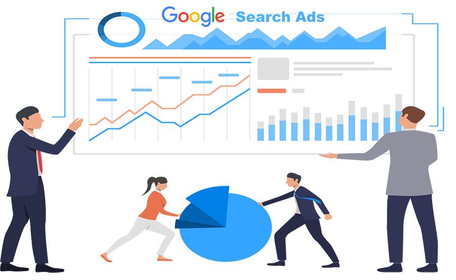 Sức mạnh của quảng cáo Google tìm kiếm