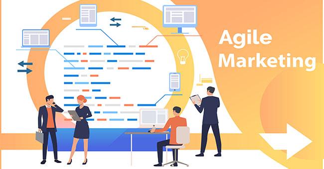Agile Marketing – Thúc đẩy doanh nghiệp phát triển trên đường đua Marketing 5.0